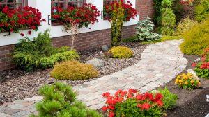 Senior Assisted Living Center Garden