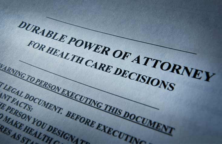 Durable Power of Attorney for Seniors