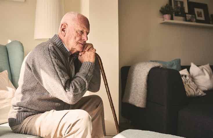 Seniors That Live Alone