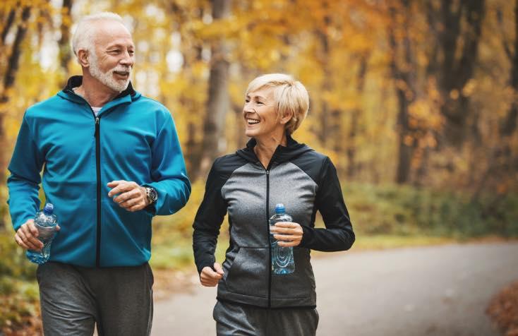 Seniors Improving Their Health