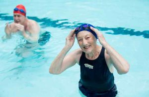 Swimming A Great Exercise For Seniors