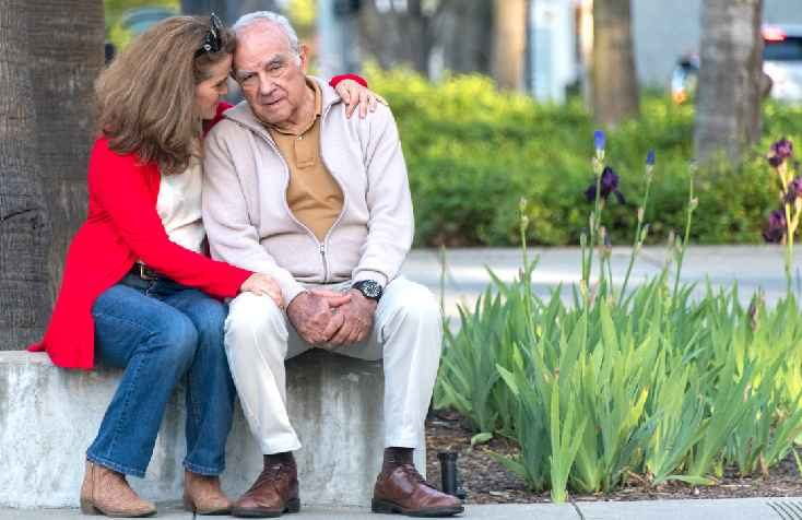 Dealing With Hallucinations Experienced By Older Loved One With Dementia