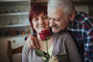 Valentine's Day With Partner With Dementia