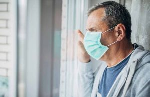 Senior Quarantined in Nursing Facility