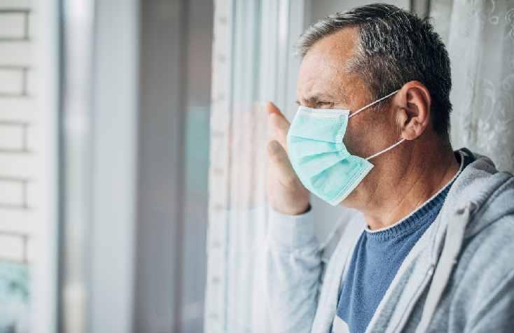Senior Quarantined in Nursing Facility
